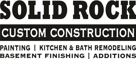 Solid Rock Construction Logo