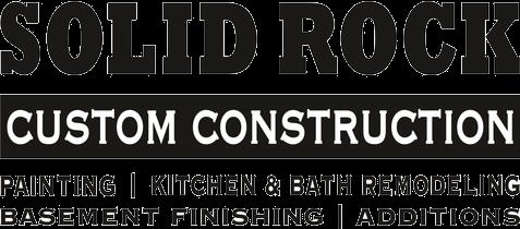 Solid Rock Construction Logo
